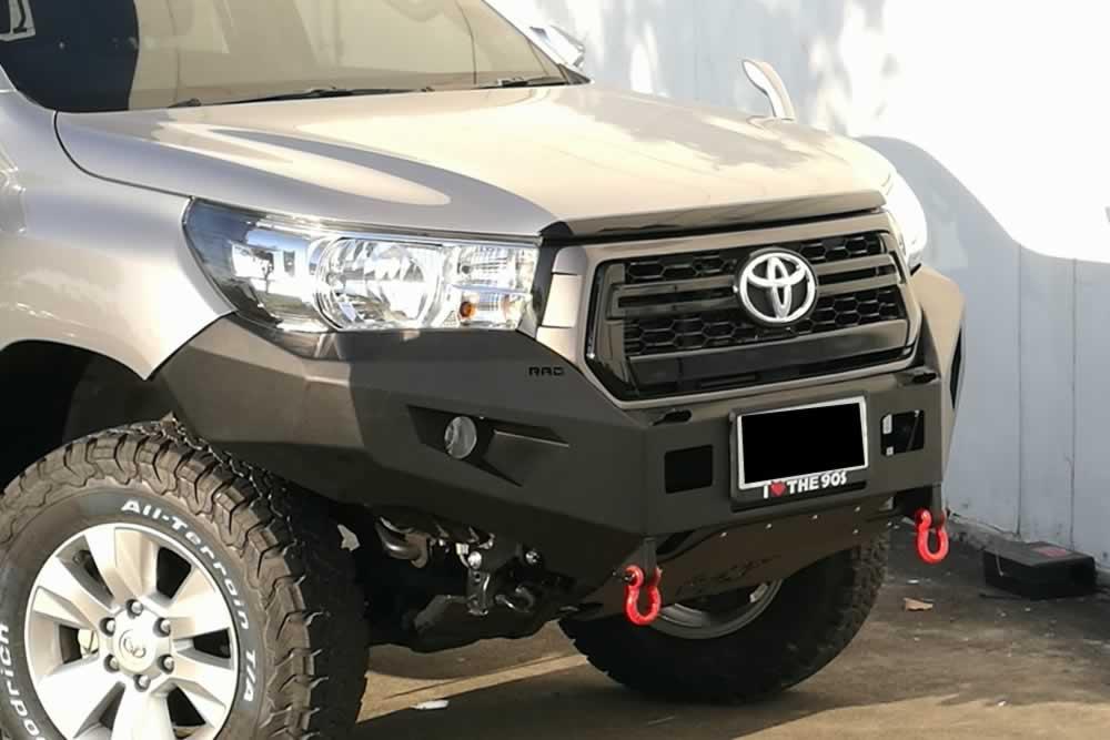 Toyota-4x4bumper