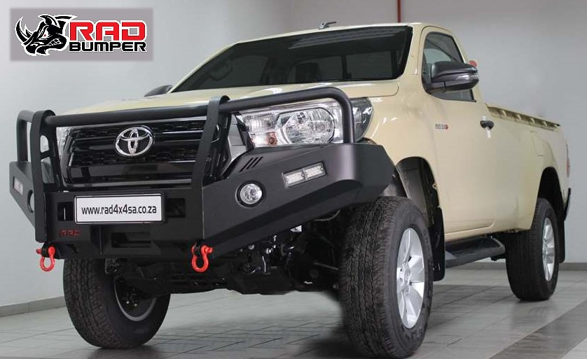 RAD Bumper Loop 1 for Toyota Hilux