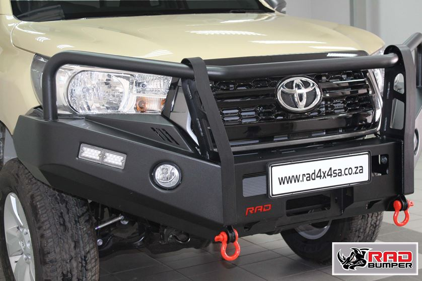 RAD Bumper Loop 2 for Toyota Hilux